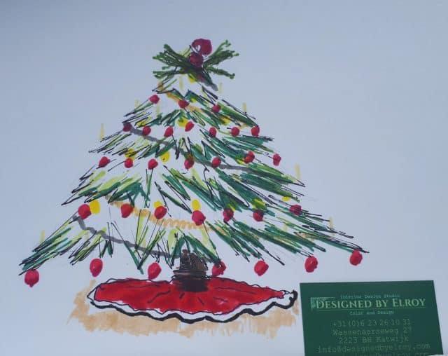 Zo tuig je een kerstboom op