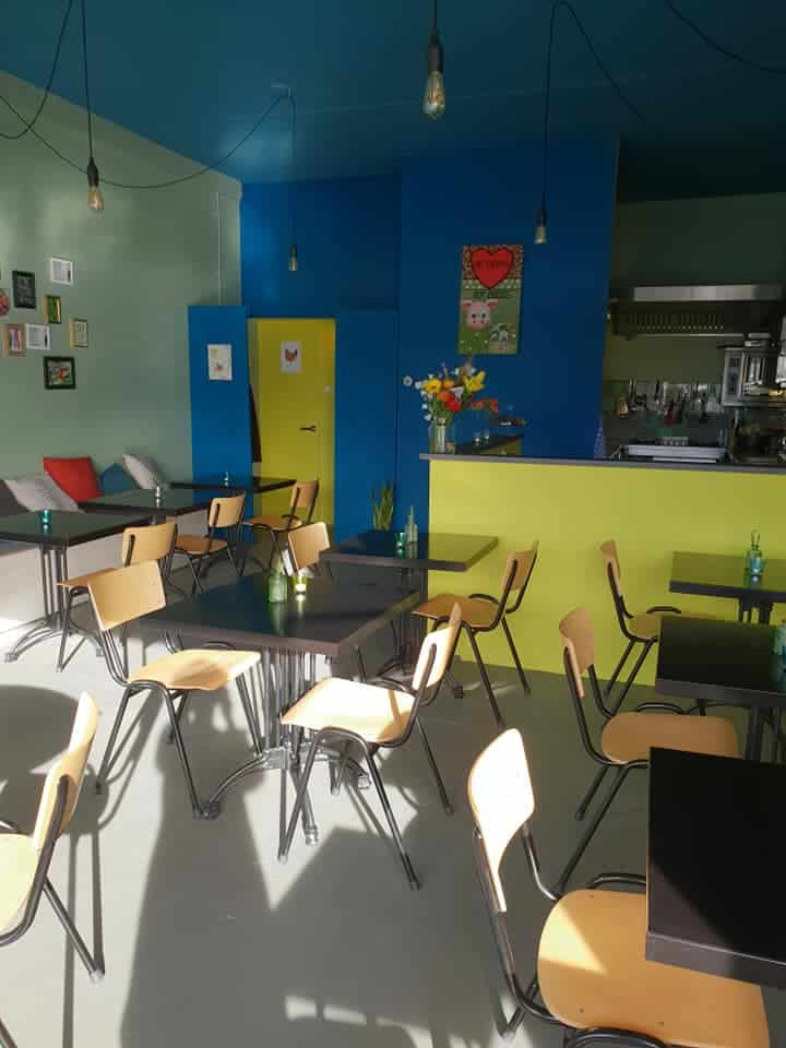 interieuradvies restaurant