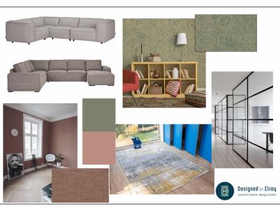 Meubelvoorstel Hillegom - Interieuradvies Designed by Elroy