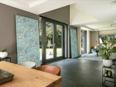 Eetkamer Katwijk - Interieurontwerp Designed by Elroy