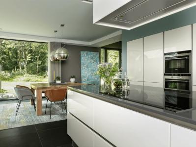 Eetkamer interieurontwerp - Designed by Elroy